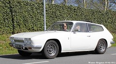 Reliant Scimitar (XBXG) Tags: auto old uk holland classic netherlands car mobile vintage automobile nederland voiture british paysbas ancienne engels brits scimitar reliant 2015 vijfhuizen reliantscimitar anglaise citromobile citro dr0433