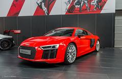 Audi R8 V10 Plus (d-harding) Tags: cars germany nikon plus audi v10 n24 r8 nrburgring nurburgring d5100 nikond5100 tamron18270mmdiiivc