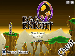 蛋蛋騎士:修改版(Egg Knight Cheat)