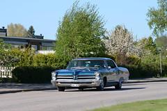 Pontiac Bonneville Fourth generation 1965 (hkkbs) Tags: car sweden outdoor bil vehicle sverige westcoast 1965 generalmotors vstkusten kunglv pontiacbonneville raggare raggarbilar fourthgeneration nikond800 tamronspaf150600mmf563divcusd kunglvscruising