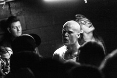 Code Orange @ Parts and Labour