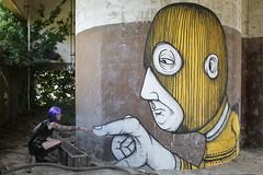 IMG_7173 (imo) Tags: streetart sexy girl writing dark graffiti industrial decay urbandecay touch pvc urbex touchme industriale creazione decadimento urbanexplorer toccare lacreazione toccami esplorazioniurbane simonescantamburlo