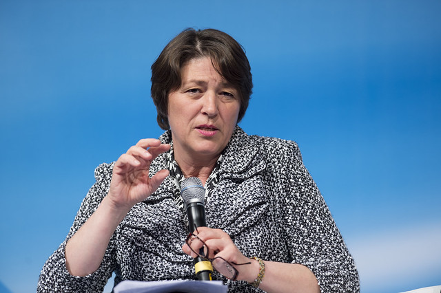 Violeta Bulc on resilience in the EU