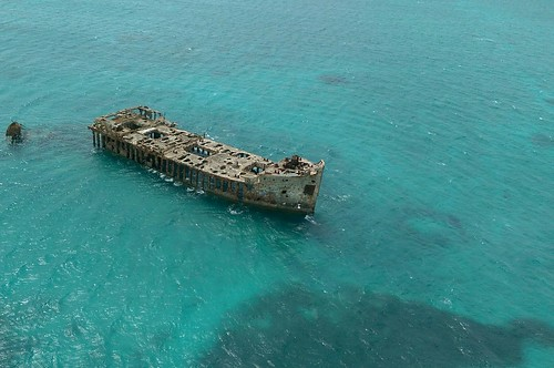 Ghost Ship of the Bahamas Aerialphotography My Smartphone Life Htconem8 The Bahamas VisitBahamas Aerial View at SS Sapona Ship Wreck