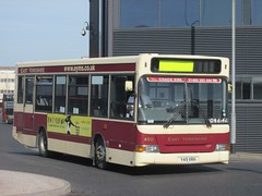 East Yorkshire 490 Y49VRH Hull Interchange (1280x960) (dearingbuspix) Tags: eastyorkshire 490 eyms y49vrh