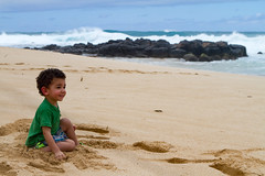 IMG_4095 (The.Rohit) Tags: beach hawaii coast sand waves oahu shore aloha banzaipipeline
