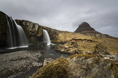 Kirkjufellsfoss (JoshJackson84) Tags: longexposure mountain waterfall iceland europe foss kirkjufell snfellsnes sigma1020mm snaefellsnes canon60d nd10 kirkjufellsfoss