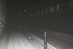 Gunthorpe Street (Night) (goodfella2459) Tags: street white black london history film night analog yard 35mm jack george nikon martha delta f65 crime 100 whitechapel milf ilford ripper gunthorpe tabram