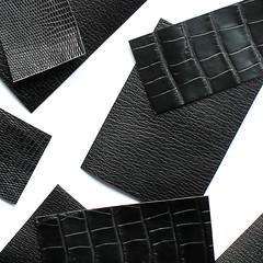 Cut and readied... (Vertstone) Tags: england 6 fashion handmade wallet alligator lizard ostrich luxury iphone cardholder vertstone