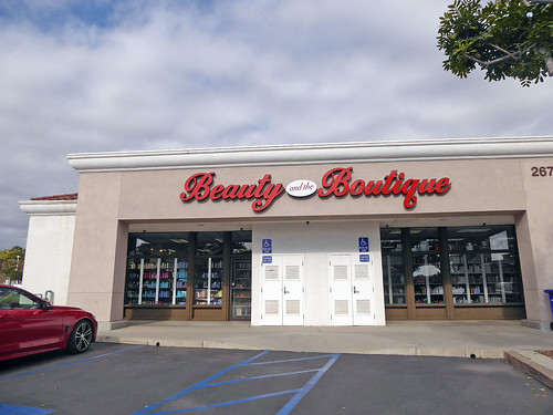 Beauty And The Boutique image
