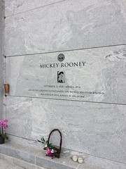 Mickey Rooney (katerz1) Tags: fone hollywoodforever