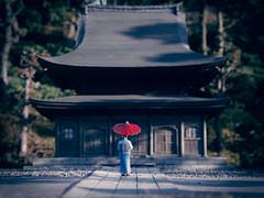 Tobu World Square #2 (J_Fish) Tags: travel japan museum temple miniature model kimono nikko tobuworldsquare