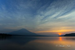 Mt.fuji160523 (yamanaito) Tags: goldcollection   fuji mtfuji sunset