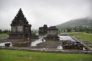 dieng plateau - java - indonesie 15
