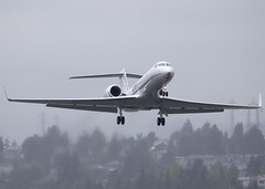 N83CW_GV_KBFI_7124 (Mike Head - Jetwashphotos) Tags: seattle corporation pacificnorthwest wa washingtonstate gulfstream boeingfield gv bizjet bfi jwp g550 kbfi gulfstreamaerospace businessjet corporatejet gvsp greatnorthwest costcowholesale