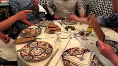 Dining in a Dar 01 (macloo) Tags: food dinner dar morocco fez pastilla fes