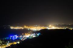 Rhodos at night (Leonid Lezner) Tags: reisen sony urlaub rhodos