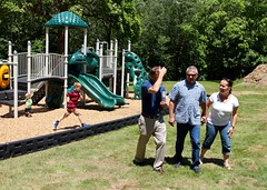 Playground Dedication & Fellowship Cookout (6/12/2016) (nomad7674) Tags: 2016 20160612 sunday june beacon hill church beaconhill beaconhillchurch efca worship service praise sing singing song prayer pray dedication playground fun play kids teens cookout grill luncheon fellowship