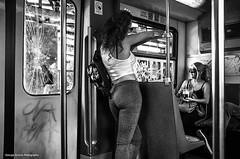 (Giorgos-S) Tags: athens hellas streetphotography subway fuji x100 blackandwhite urban