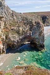 Pointe de dinan (nolyaphotographies) Tags: crozon morgat dinan mer plage sea finistere bretegne arche pointe lanscape seascape grotte