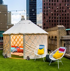 W New York Glamping (5StarAlliance) Tags: fivestaralliance nyc new york city 5star wnewyork photos luxury hotel glamping