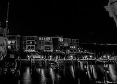 Sllips b-w (Mise_1) Tags: bw nighttimephotography longexposure nikon nikond750 nikon1424 chincoteague virginia esva