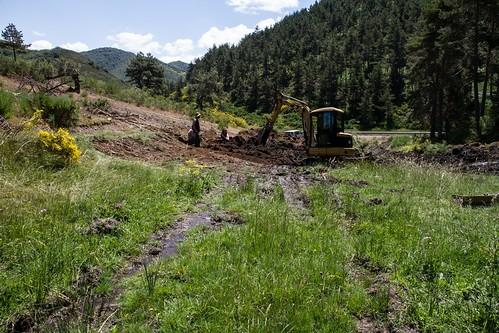 Exhumación en El Pando (León) (5)