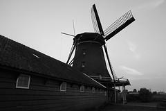 Zaanse Schans - windmill (StefanFritz) Tags: zaanstad fritz stefanfritz stefan sky molen windmill windmolen pitoresc pittoresk