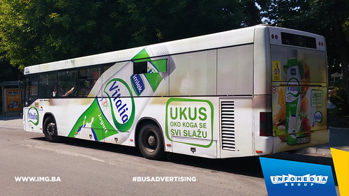 Info Media Group - Vitalia, BUS Outdoor Advertising, Sarajevo 07-2016 (2)