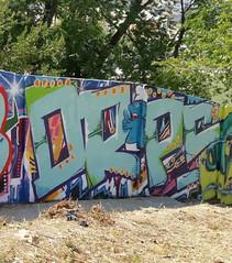 Barca Drips (Fresh Tagz crew) Tags: mtl barcelona graff graffiti drips gouttes goteos