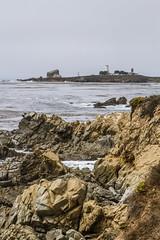 Piedras Blancas Light Station (matman73072) Tags: piedrasblancas piedrasblancaselephantsealrookery shore california sansimeon lighthouse lightstation rocks ocean