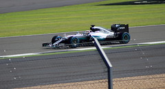 Out in Front (6079 Jones,P) Tags: formula one f1 british grand prix silverstone car racing auto motorsport full wets lewis hamilton amg mercedes w07 hybrid vale