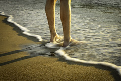 The sea (yacinetrila) Tags: photo flikcr yacine nature sea