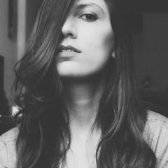 Bnw profile (TKGGV) Tags: portrait selfportrait bnw blackandwhite face girl