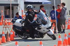 128 Lafayette - West Sacramento Police (rivarix) Tags: 2015lafayettepolicemotorcyclecompetition lafayettecalifornia policerodeo policemotorcompetition policeman policeofficer lawenforcement cops westsacramentopolicedepartment bmwpolicemotorcycle r1200rtp motorofficer