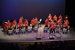 Glenn Miller Orchestra at the Levoy Theatre (samfeinstein) Tags: concert nikon d750 70200 glennmiller glennmillerorchestra levoy