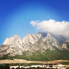 Disfrutando el panorama con un buen café 100% mexicano!! #LosEspejos #Monterrey #SPGG (losespejoscocinagourmet) Tags: naturaleza mountains nature mexico view nuevoleon santacatarina montaña monterrey montañas huasteca lahuasteca