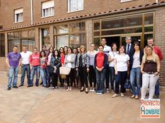 Proyecto Hombre Valladolid - Visita de Fiscales en formación