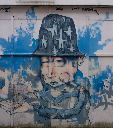 Street Art In Belfast [May 2015]-104639