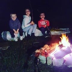 IMG_20160513_192332 (Kids TV Active) Tags: camping kids children outdoors fire australia campfire outback southaustralia forkids kidstvactive