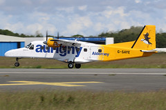 Dornier Do228-202K G-SAYE Aurigny Air Services (herpeux_nicolas) Tags: 406e7f modes406e7f dornier do228202k dornier228200 do228200 cn8046 msn8046 gsaye aurignyairservices turboprop gr124 aur124 ayline aurignycom aur takeoff dcollage dinardpleurtuit dnr lfrd guernesey guernsey channelislands do228 do28 d228 aurignyairserviceslimited alderney puffin