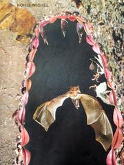 VERS LA LIBERT (KOHLI MICHEL) Tags: art collage libertad arte libert grotte chauvesouris murcilago cueva artkohli
