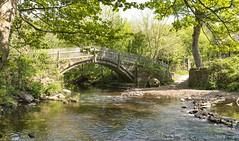 Beckfoot Bridge, (johnandco) Tags: bridge ford river beck bingley streem beckfoot