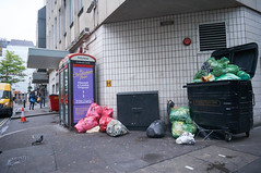 20160531-15-17-06-DSC01084 (fitzrovialitter) Tags: street england urban london westminster trash geotagged garbage fitzrovia unitedkingdom camden soho streetphotography documentary litter bloomsbury rubbish environment paddington mayfair westend flytipping dumping cityoflondon marylebone captureone gpicsync peterfoster westendoflondon fitzrovialitter followthisroute