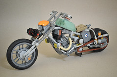 Wasteland Roamer (lego_jonsson) Tags: apocalypse turbo postapoc wastelandroamer