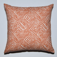 DSC_5196 (4 Your Decor) Tags: orange pattern pillows pillow etsy homedecor couchpillow darkorange pillowcover diamondpattern bedpillow