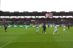 Comming through (Steenjep) Tags: football herning soccer fodbold fcm snderjyske fcmidtjylland