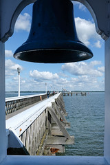 Ding Dong! (Speedy349) Tags: pier bell isleofwight yarmouth