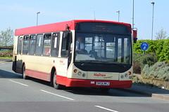 Halton Transport Tbs Dart 46 DK04MKJ - Widnes (dwb transport photos) Tags: bus widnes eastlancs myllennium transbus haltontransport dk04mkj