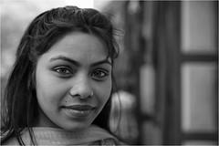 The Sheer (cisco image ) Tags: street nepal portrait people bw eyes occhi soul presence katmandu ritratto bianconero bienne serenit presenze sigma35mm canon6d soulsound